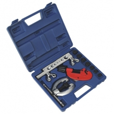 Sealey AK506 10pc Pipe Flaring & Cutting Kit