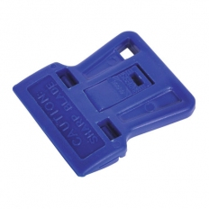 Sealey AK5227 Composite Razor Blade Holder - Pack of 5