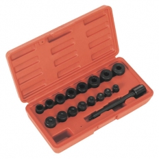 Sealey AK710 17pc Universal Clutch Aligning Tool Set