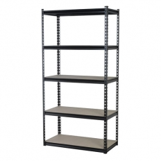 Sealey AP900R 5 Shelf Racking Unit 340kg Capacity Per Level