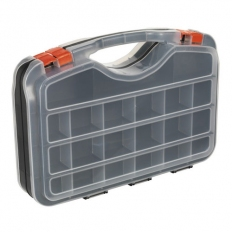 Sealey APAS42 42 Compartment Double Sided Assortment Case