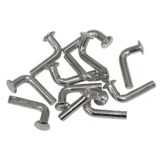 Sealey APR/SH12 Safety Locking Pin Pack of 12