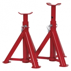 Sealey AS2000F Folding Axle Stands 2tonne Capacity - TUV/GS