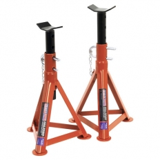 Sealey AS2500 Axle Stands 2.5tonne Capacity per Stand
