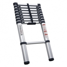 Sealey ATL09 9-Tread Aluminium Telescopic Ladder EN 131