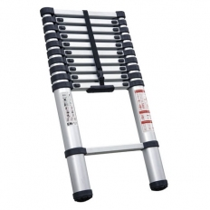 Sealey ATL11 11-Tread Aluminium Telescopic Ladder EN 131