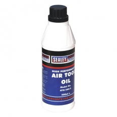 Sealey ATO500S Air Tool Oil 500ml