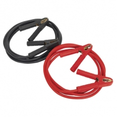 Sealey BC3545 480Amp Booster Cables 35mm x 4.5mtr CCA CE &TUV/GS Approved