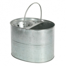 Sealey BM08 13ltr Galvanized Mop Bucket