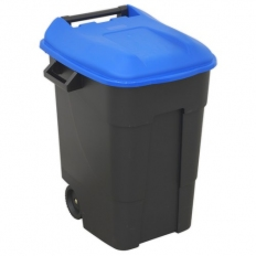 Sealey BM100B Refuse/Wheelie Bin 100ltr - Blue
