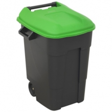 Sealey BM100G Refuse/Wheelie Bin 100ltr - Green