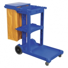 Sealey BM30 Janitorial Trolley