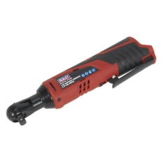 "Sealey CP1202 Ratchet Wrench 12V 3/8""Sq Drive - Body Only"