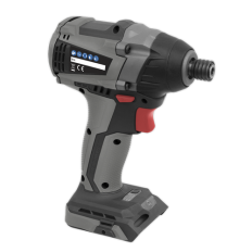 "Sealey CP20VIDX Brushless Impact Driver 20V 1/4"" Hex 200Nm - Body Only"