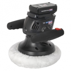 Sealey CP2518L Cordless Lithium-ion Polisher 240mm 18V