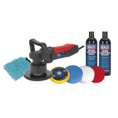 Sealey CPK04 Ø150mm Pro Polishing & Compounding Kit 600W/230V