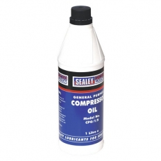 Sealey CPO1S 1ltr Compressor Oil