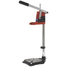 Sealey DS01 Drill Stand with Cast Iron Base 500mm & 65mm Vice