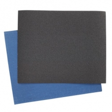 Sealey ES232860 Emery Sheet Blue Twill 230 x 280mm 60Grit Pack of 25