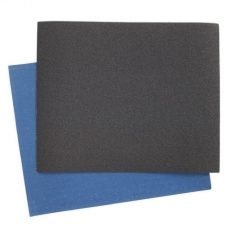 Sealey ES232880 Emery Sheet Blue Twill 230 x 280mm 80Grit Pack of 25