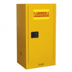 Sealey FSC08 Flammables Storage Cabinet 585 x 460 x 1120mm