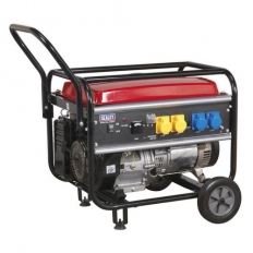 Sealey G5501 Generator 5500W 110/230V 13hp