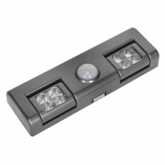 Sealey GL93 8 LED Auto Light with PIR Sensor