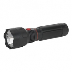 Sealey LED069 Torch/Inspection Light 3W LED + 3W COB LED 4 x AAA Cell