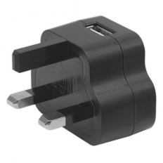 Sealey LED360USB.C USB Mains Charger 5V-1A