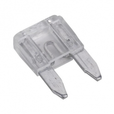 Sealey MBF2550 Automotive MINI Blade Fuse 25A Pack of 50