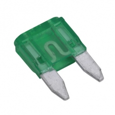 Sealey MBF3050 Automotive MINI Blade Fuse 30A Pack of 50
