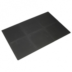 Sealey MIC1218 1200 x 1800mm Interlocking Comfort Workshop Mat Set