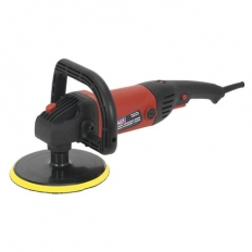Sealey MS875PS Sander/Polisher 180mm Variable Speed 1200W/230V