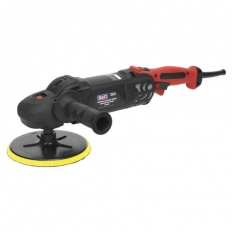 Sealey MS925PS Sander/Polisher 180mm Variable Speed 1400W/230V