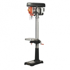 Sealey PDM210F 16-Speed Premier Floor Pillar Drill 1610mm Ht