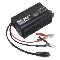 Sealey PI300 300W Power Inverter 12V DC - 230V 50Hz
