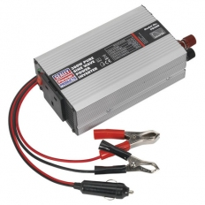 Sealey PSI300 300W Pure Sine Wave Power Inverter 12V DC - 230V 50Hz
