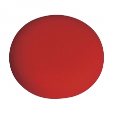 Sealey PTCCHV79R Diameter 80 x 25mm Hook & Loop Buffing & Polishing Foam Head Red/Ultra Soft