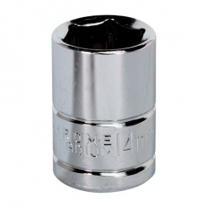 "Sealey Siegen S0581 14mm 3/8""Sq Drive WallDrive Socket"