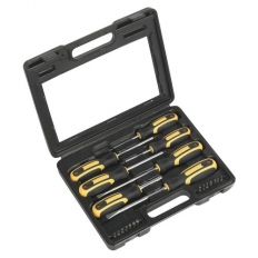 Sealey Siegen S0923 21pc Screwdriver Set with Carry-Case