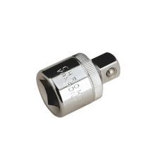 "Sealey S12F-38M Adaptor 1/2""Sq Drive Female to 3/8""Sq Drive Male"