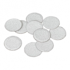 Sealey SA722D120G Sanding Disc 75mm 120 Grit Pack of 10