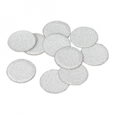 Sealey SA722D60G Sanding Disc 75mm 60 Grit Pack of 10