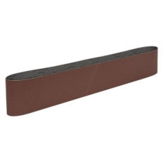 Sealey SB0012 Sanding Belt 100 x 1220mm 80Grit