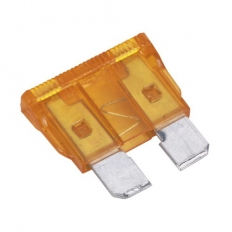 Sealey SBF550 Automotive Standard Blade Fuse 5A Pack of 50