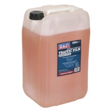 Sealey SCS004 TFR Detergent with Wax Concentrated 25 Litre