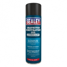 Sealey SCS022S Graphited Penetrating Oil Lubricant 500ml