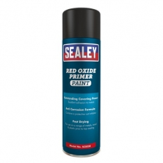 Sealey SCS030S Red Oxide Primer Paint 500ml