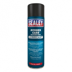Sealey SCS043S Rubber Care Silicone Free Lubricant 500ml