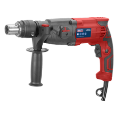 Sealey SDSPLUS18 Rotary Hammer Drill SDS Plus 18mm 750W/230V